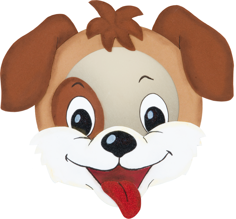 Laternen Bastelset Hund Laternen Bastelset Cody