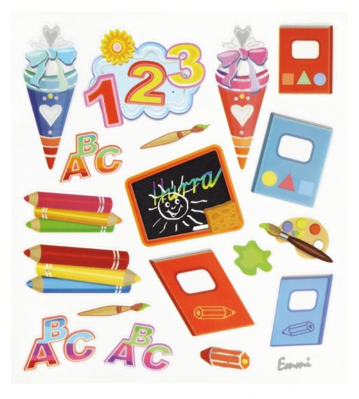 Design sticker schule trend creativ for Schule design