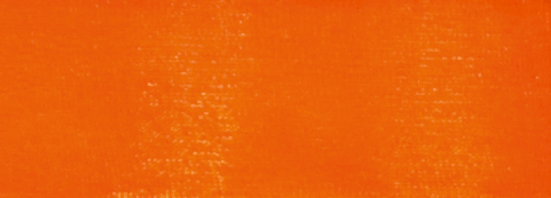 Chiffonband 3mm orange