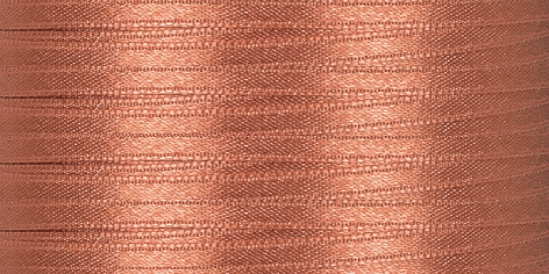 Satinband 3mm terracotta