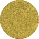 Colouraplast Schmelzgranulat gold